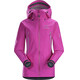 Arc'teryx W's Beta LT Jacket Violet Wine
